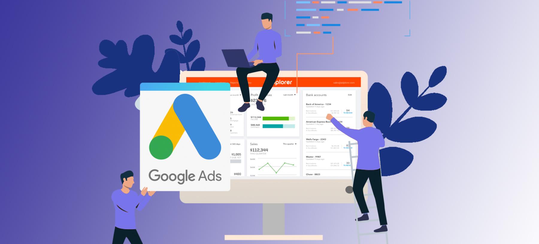 تبلیغات گوگل در کسب و کارها