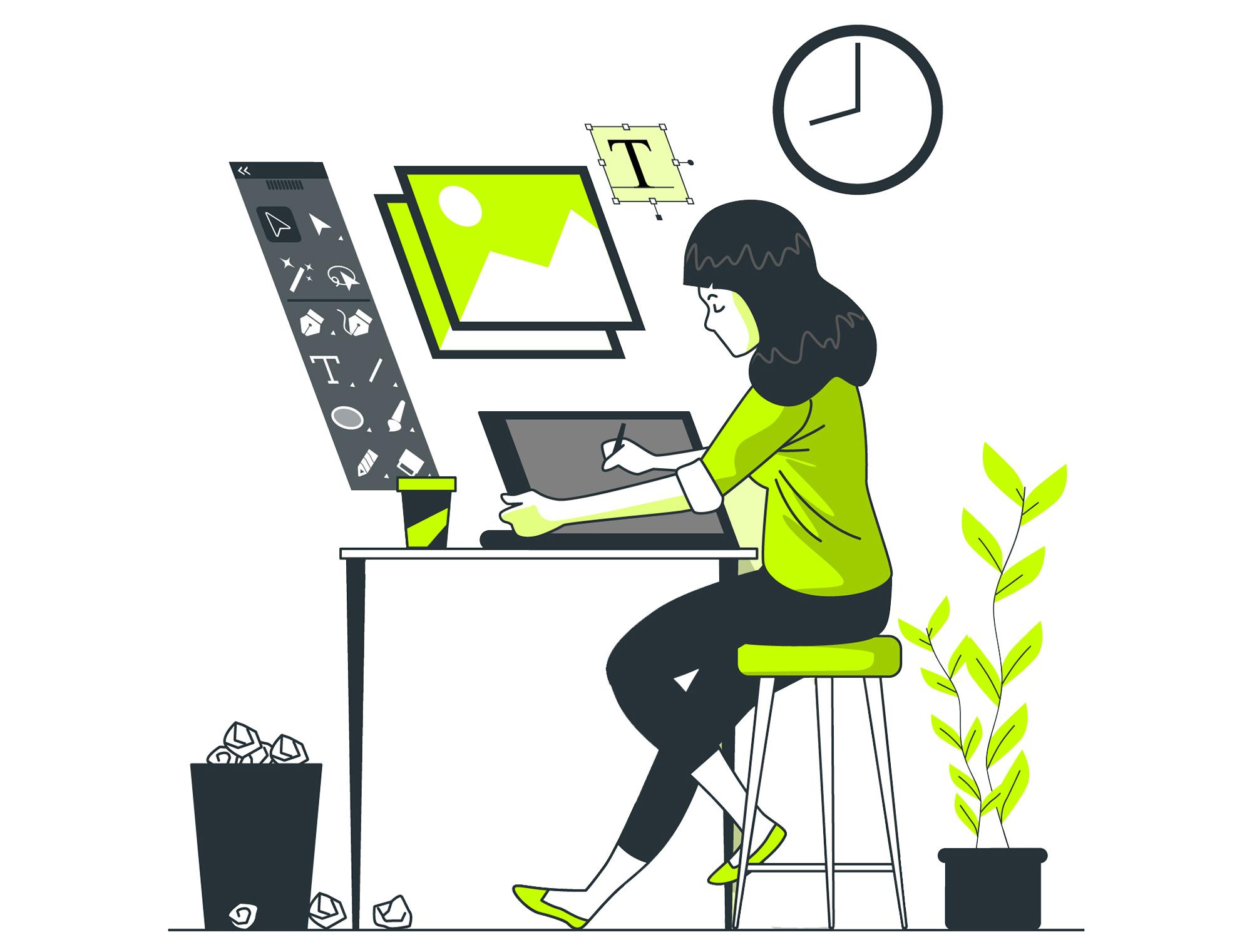 کسب درآمد در خانه با کامپیوتر