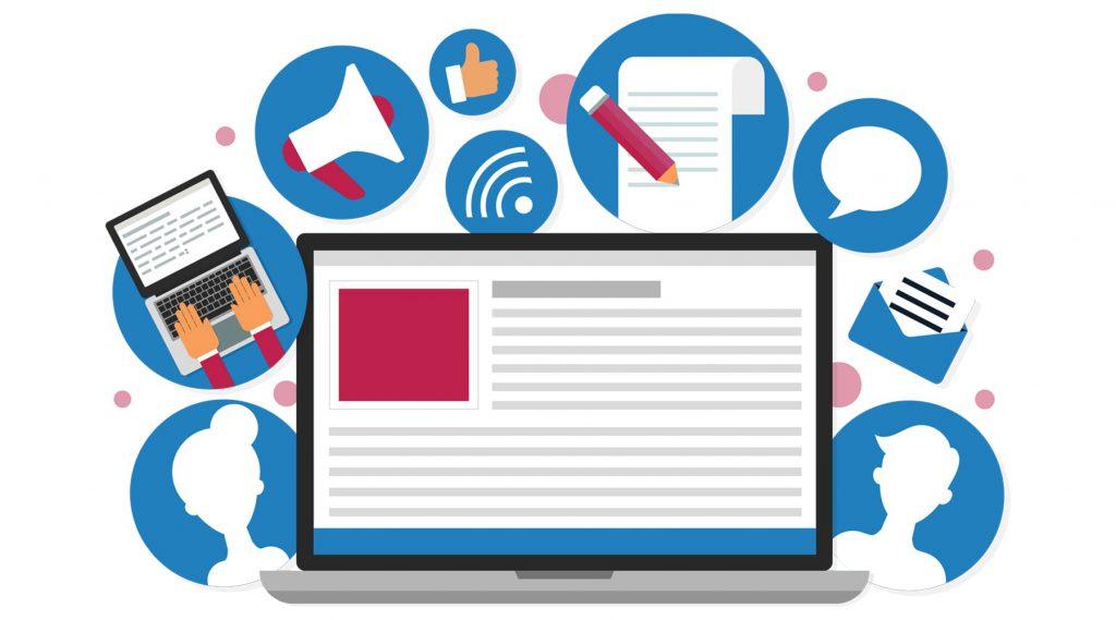 تولید محتوا برای بازاریابی دیجیتال-min